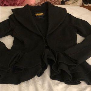 Women's Ralph Lauren Rugby size small black jacket